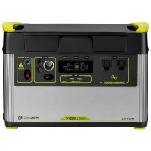 Goal Yeti Portable Power Station - 1500X