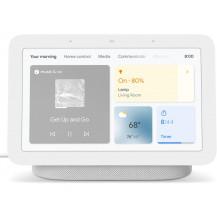 Google Nest Hub 2nd Gen Smart Display - Chalk