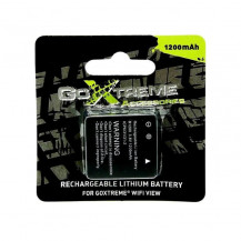 GoXtreme 1200 mAh Battery for WiFi View Action Camera + WiFi Speed Action Camera