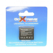 GoXtreme Lithium Battery for Endurance, Discovery, Rallye, Pioneer Action Camera