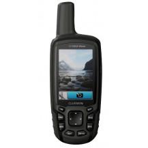 Garmin GPSMAP 64csx Handheld GPS with Navigation Sensors and Camera - Front View