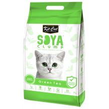 Kit Cat Soya Clump Cat Litter - 2.8kg, Green Tea