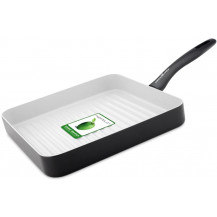 GreenPan GreenChef Everyday Square Grill Pan - 26.9cm