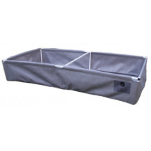 Forest Roots Fabric Raised Bed Planter - 1.2 x 2.4 x 0.4m, 800L