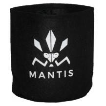 Mantis Grow Fabric Velcro Pot - 10L, Black