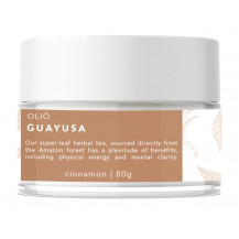 Olio Guayusa Tea - 80 mg, Cinnamon