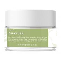 Olio Guayusa Tea - 80 mg, Lemongrass