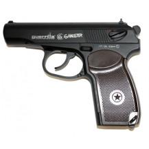 Guerrilla Gangster CO2 BB Pistol - 4.5mm