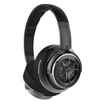 1More HiFi Triple Driver Over-Ear Headphones - Silver
