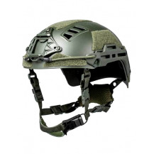 Hard Head Veterans Tactical ATE Bump Helmet - Olive Dab