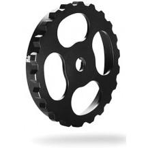 Hawke Airmax 30 SF and Sidewinder ED Side Target Wheel - 100mm
