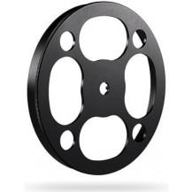 Hawke Airmax 30 SF and Sidewinder ED Target Wheel - 100mm