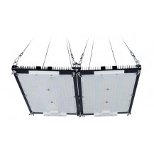 Kingbrite Quantum Board LED/UV Grow Light - 240W, Lm301H, 3500K, Double Heatsink