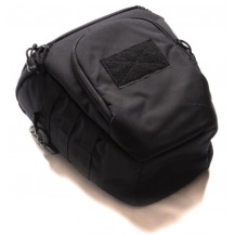 Hard Head Veterans Combat Helmet Bag - Black
