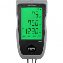HM Digital HM-500 HydroMaster EC/TDS, pH, Temp Continuous Monitor