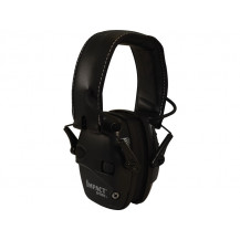 Howard Leight Impact Sport Electronic Earmuffs - Black