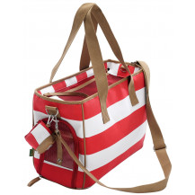 Hunter Sylt Dog Carrier Bag - Red