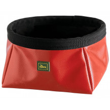 Hunter Pets PVC Dog Travel Bowl - Detroit Red