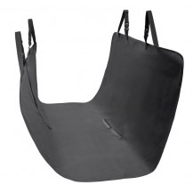 Hunter Pets Rear Car Seat Cover - Black