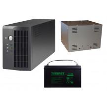 PHD Powerhouse IG2000 Inverter UPS Kit - 2000VA, 24V