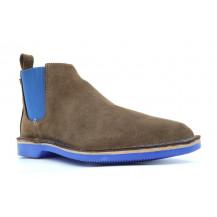 Veldskoen Chelsea J-Bay Boot - Blue Sole, UK Size 3