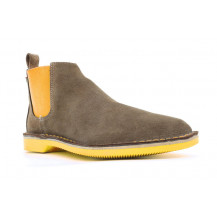 Veldskoen Chelsea Vilakazi Boot - Yellow Sole, UK Size 4