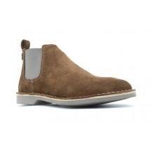 Veldskoen Chelsea Farmer Boot - Grey Sole, UK Size 4
