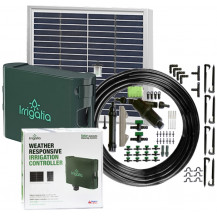 Irrigatia SOL C120 Urban Farming Solar Weather Responsive Irrigation Controller