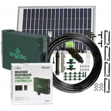 Irrigatia SOL C60 Urban Farming Solar Weather Responsive Irrigation Controller