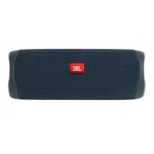 JBL Flip 5 Waterproof Portable Bluetooth Speaker - Blue
