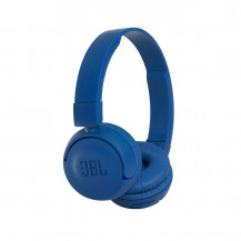 JBL T450BT Wireless On-Ear Headphones Blue