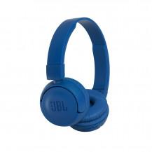 JBL T450BT Wireless On-Ear Headphones Blue