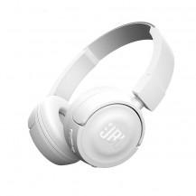 JBL T450 BT On Ear Headphone - White