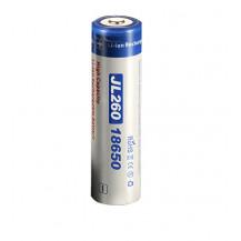 Jetbeam 18650 2600mAh Rechargeable Li-ion Battery