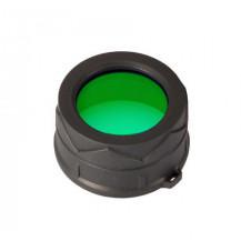 Jetbeam Flashlight Filter - 34mm, Green