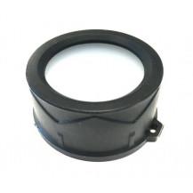 Jetbeam Flashlight Filter - 34mm, White