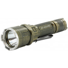 Jetbeam IIIM Pro Tactical LED Flashlight - Retro - side view