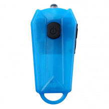 Jetbeam Keychain Light - 50 Lumens, Blue