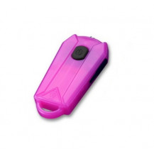 Jetbeam Keychain Light - 50 Lumens, Pink