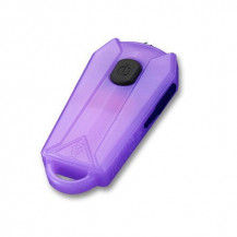 Jetbeam Keychain Light - 50 Lumens, Purple