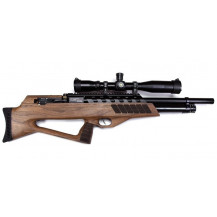 JKhan Noblese Bullpup PCP Air Rifle - 5.5mm, Walnut
