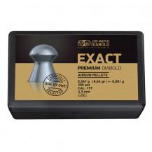 JSB Exact Premium Diabolo Airgun Pellets - Cal .177 / 4.5mm, 200 Pieces