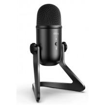 Fifine K678 Cardioid Condenser Microphone - Black, USB