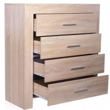 Kaio Bari Chest of Drawers - 100cm