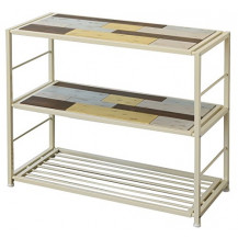 Kaio Florence 3 Layer Shelf