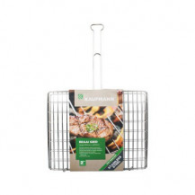 Kaufmann Braai Grid - Adjustable Stainless Steel Box