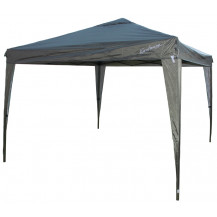 Kaufmann Concertina Gazebo with Air Vent - Khaki