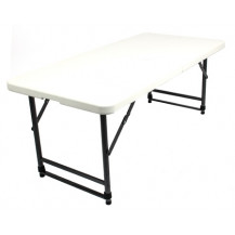 Kaufmann Foldable Poly Top Table - 120cm x 60cm