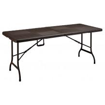 Kaufmann HDPE Folding Table - 1.8m