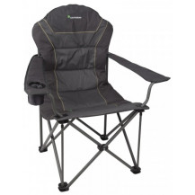 Kaufmann Spider Deluxe Chair - Charcoal